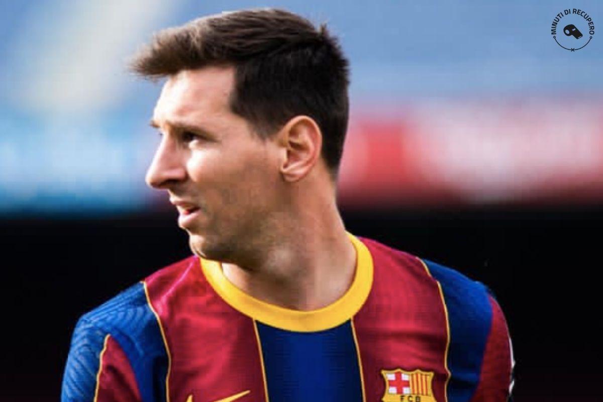 Barcellona Leo messi