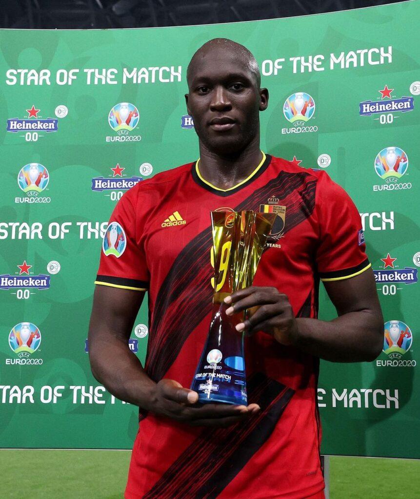 Romelu Lukaku MVP