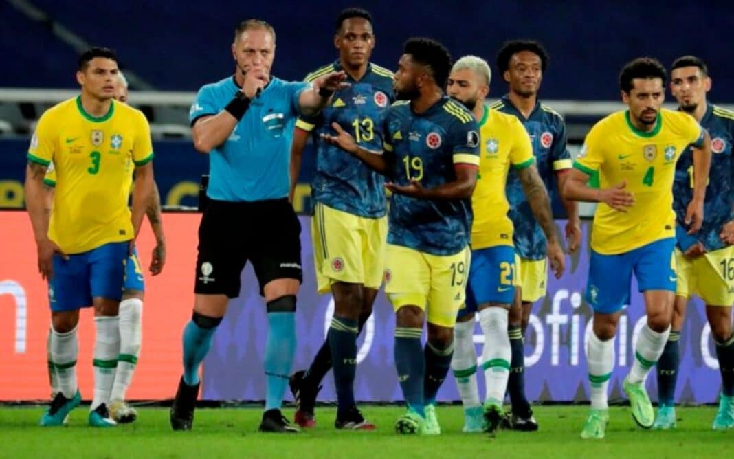 copa america 2021 brasile colombia