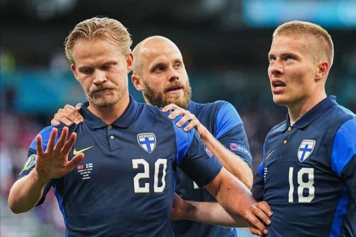 danimarca finlandia gol pohjanpalo