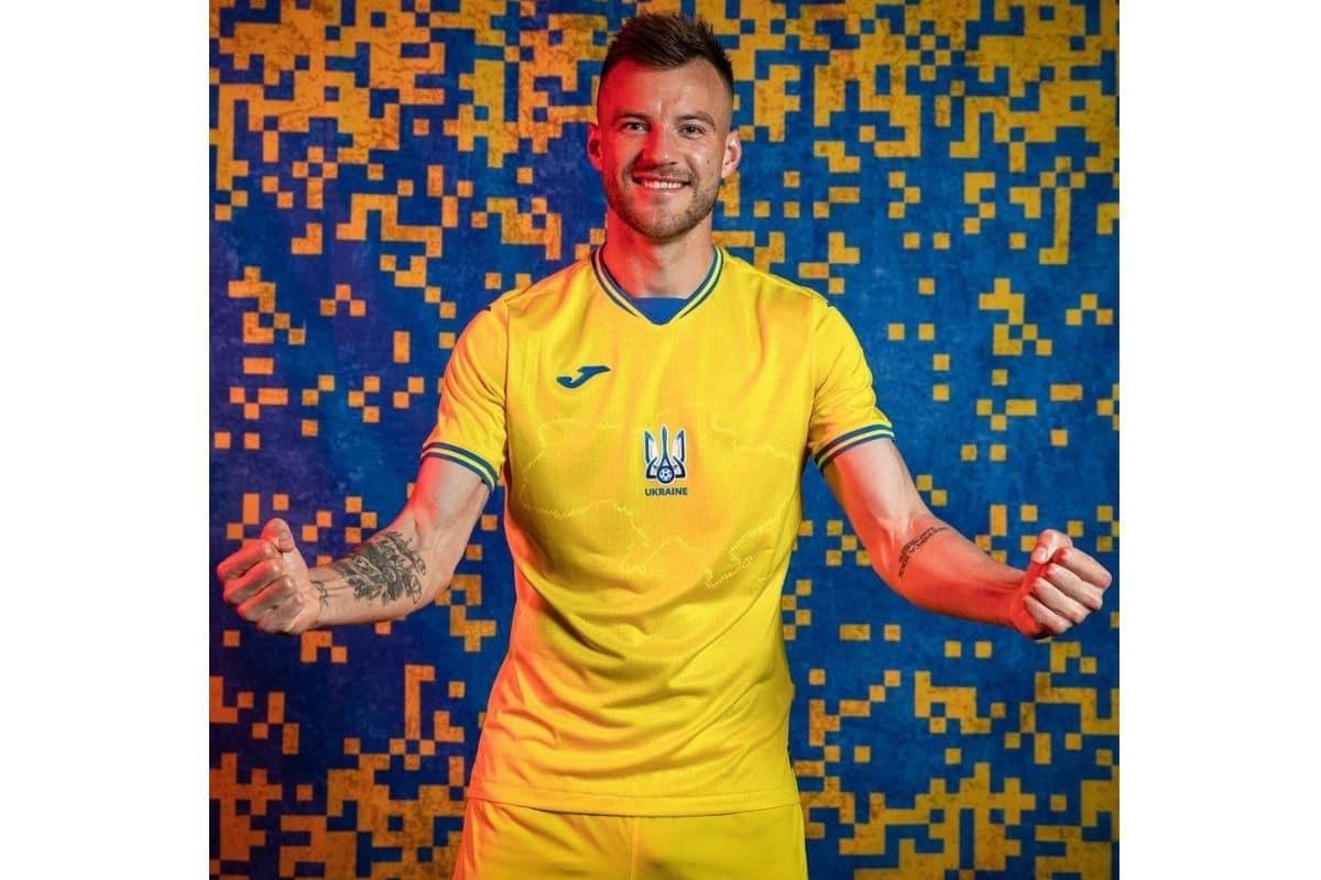 maglie euro 2021 ucraina