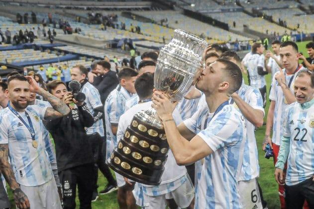 Argentian copa america 2