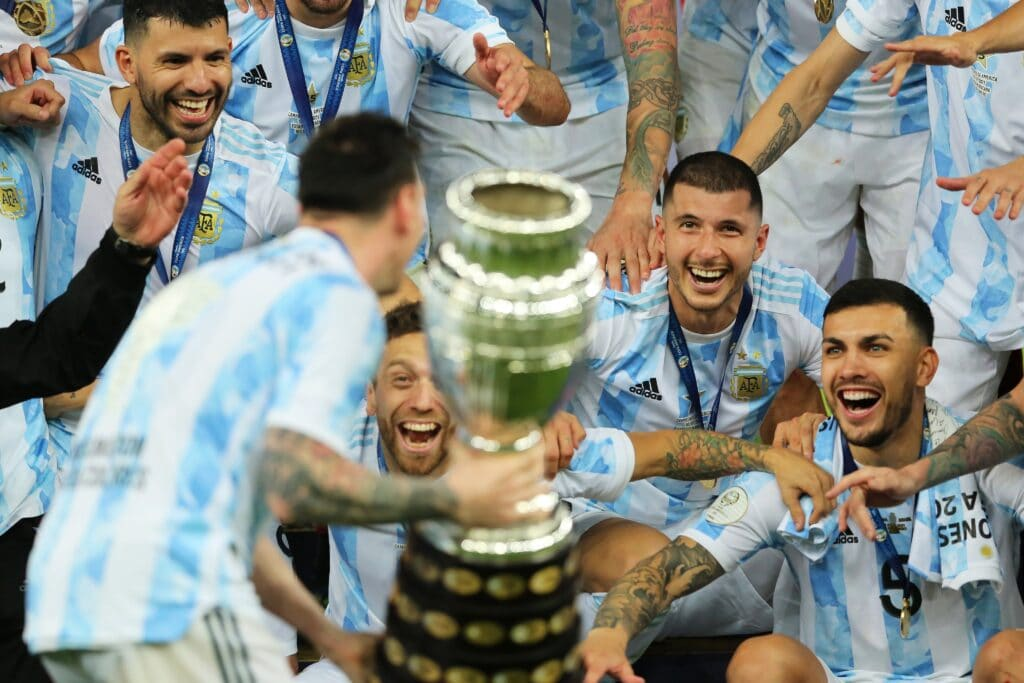 Argentina Copa America 1