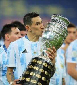 Argentina Copa America 2 Di maria