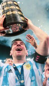 Argentina Copa America Messi