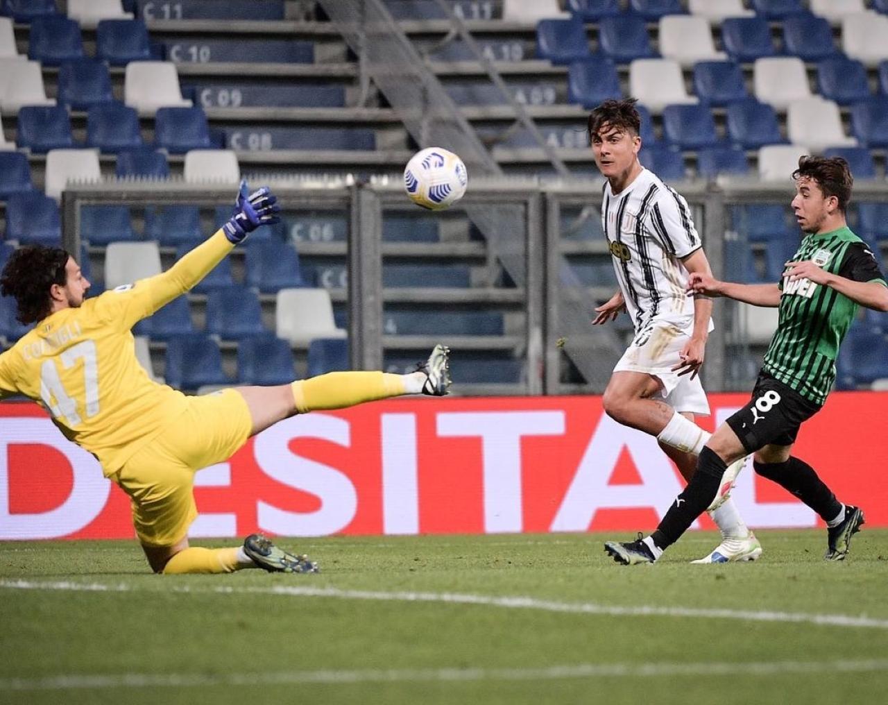 Dybala Juventus 1
