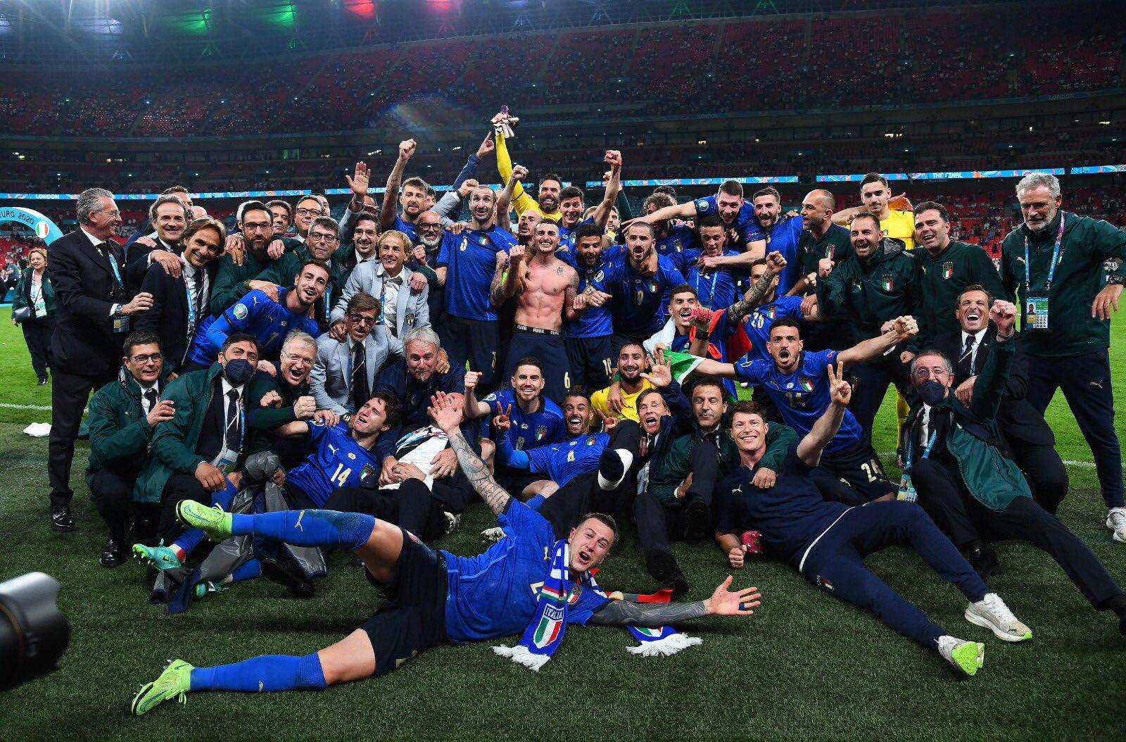 Italia Supercoppa Maradona
