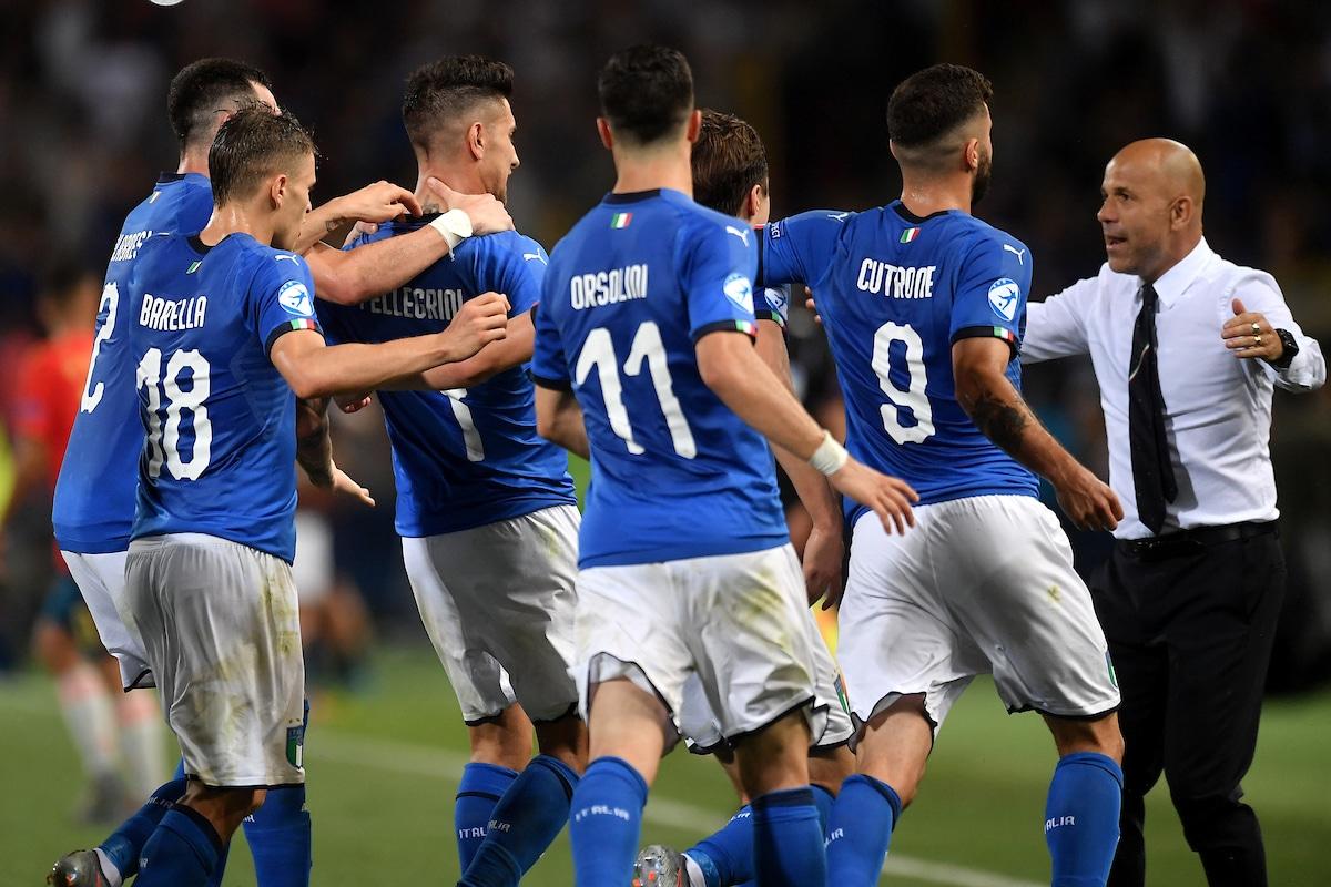italia u21 2019 di biagio