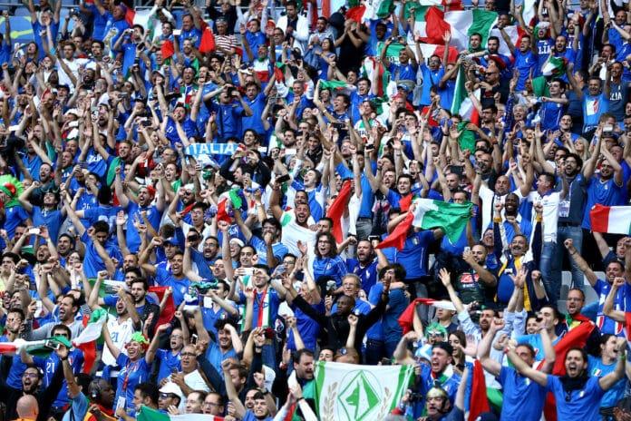 tifosi italia nazionale