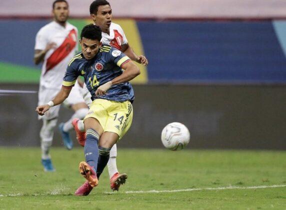 Luis Diaz gol colombia