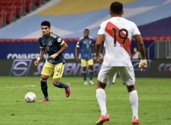 Luis Diaz vs Peru 1
