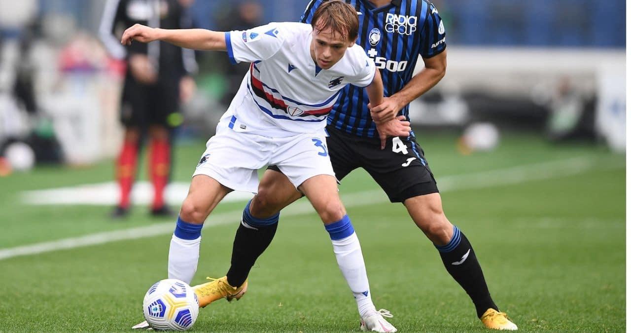 Mikkel Damsgaard Sampdoria