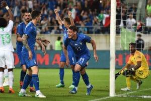 Mondiale Italia Arabia Saudita