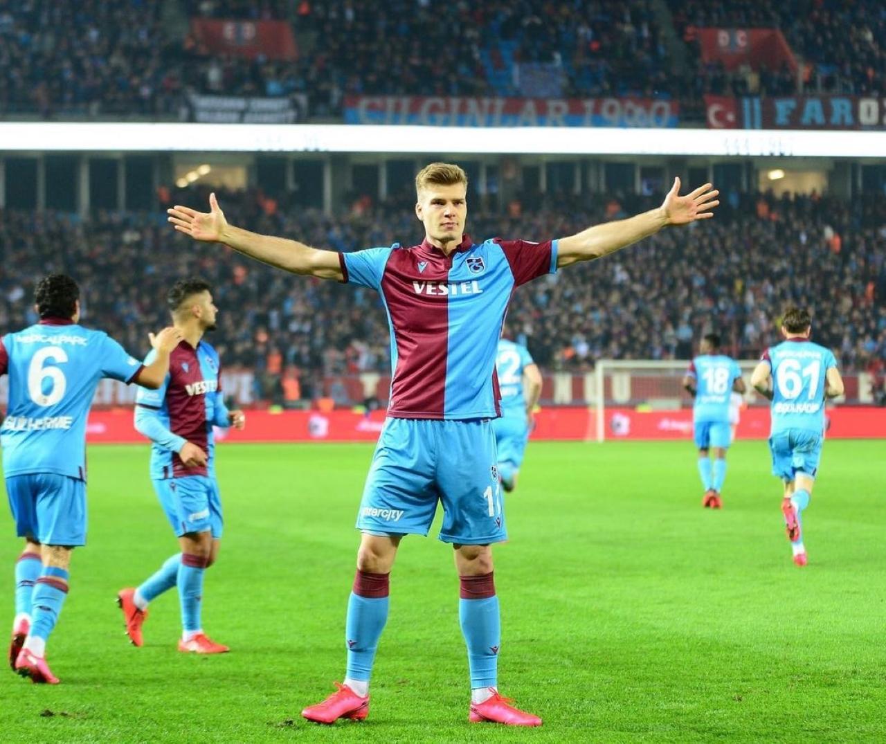 Sorloth Trabzonspor