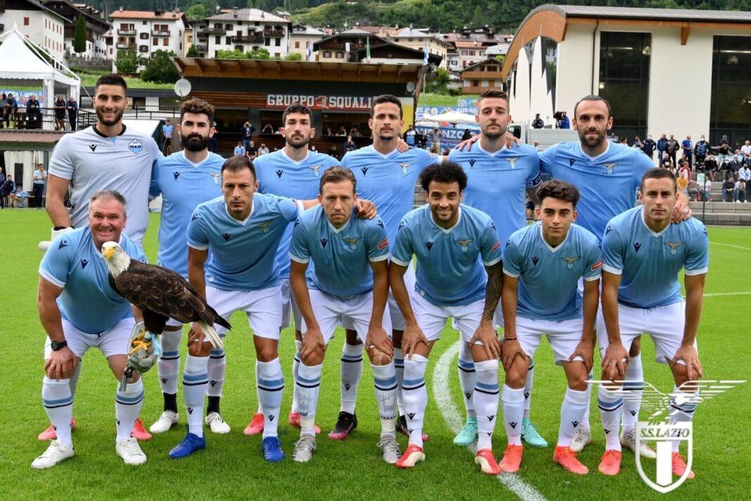 Lazio Lokomotiv Mosca