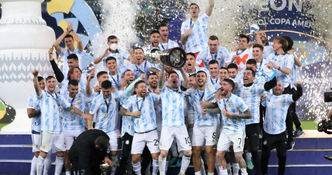 argentina copa america 2021