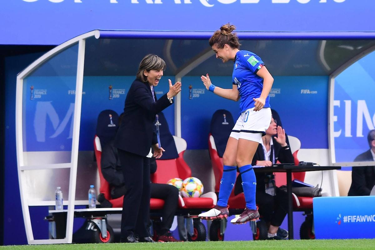 italia femminile 2019 bertolini girelli