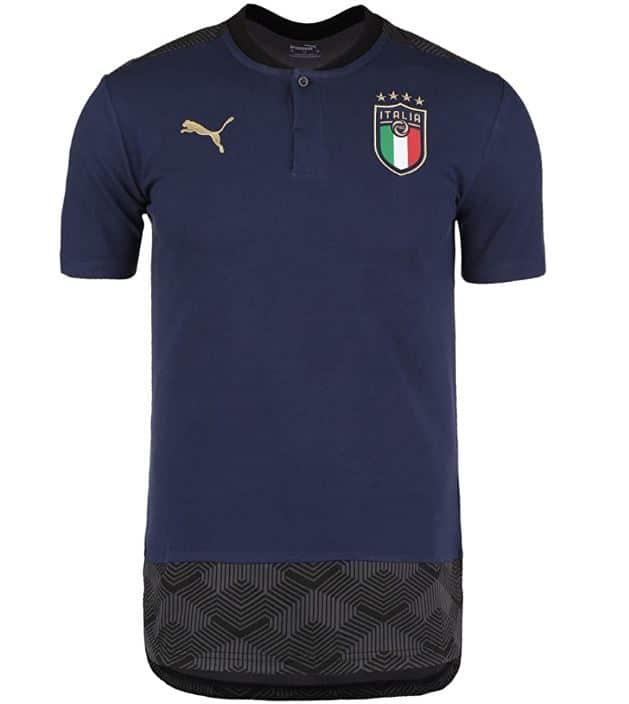 italia maglia polo
