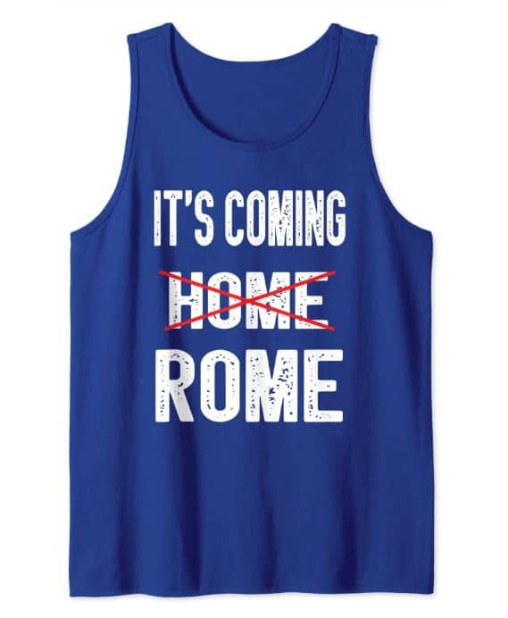 its coming rome