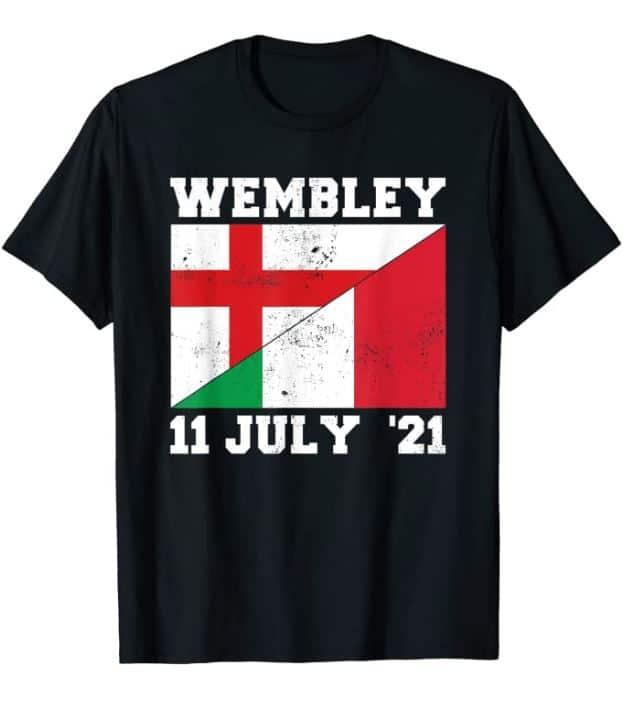 maglietta tifosi wembley