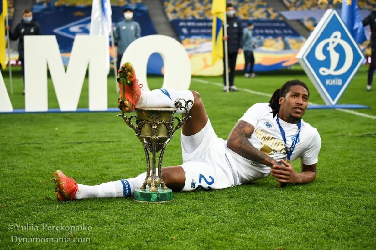 Gerson Rodrigues Dinamo