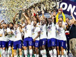 stati uniti gold cup