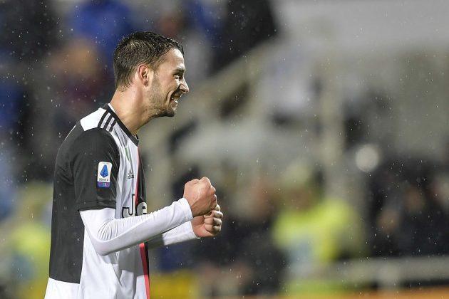 Infortunio De Sciglio Juventus