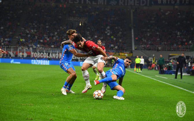 Milan Altetico Madrid 1
