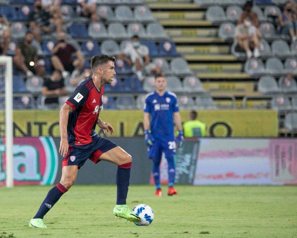 Strootman Cagliari 2