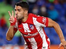 Atletico Madrid Suarez