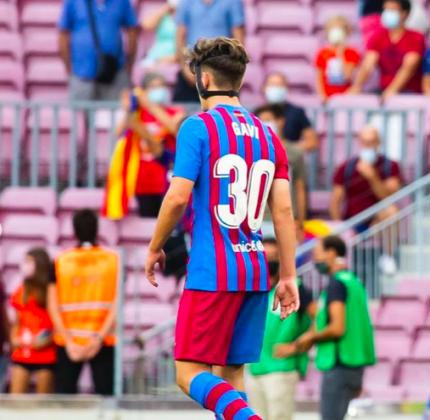 Gavi Barcellona