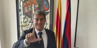 Laporta Barcellona Koeman
