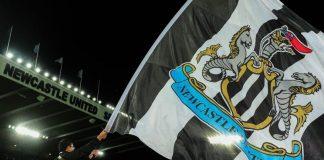 newcastle bandiera